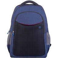Pixie crew PXB-05 kék/fekete hátizsák - Gyerek hátizsák
