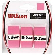 Wilson Pro Overgrip rózsaszín - Tenisz grip