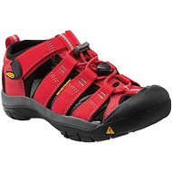 Keen Newport H2 JR. Ribbon Red/Gargoyle, méret: EU 32/33 / 197 mm - Szandálok