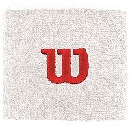 Wilson W Wristband White csuklópánt - Csuklópánt