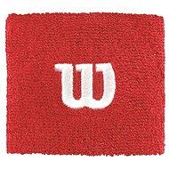 Wilson W Wristband Red - Csuklópánt