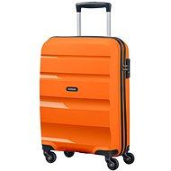 Az amerikai Tourister Bon Air Spinner szigorú mandarin narancssárga - TSA záras bőrönd