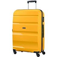 American Tourister Bon Air Spinner L Light Yelow - TSA záras utazóbőrönd