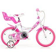 Dino Bikes 16 Little Heard - Gyerek kerékpár