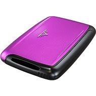 Tru Virtu Card Case Pearl - Purple Rain - Pénztárca