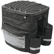 Force Target 32 L fekete - Kerékpáros táska