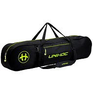 Toolbag Unihoc Lime Line black - Sports Bag