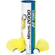 Yonex Mavis 2000 sárga / Central - Tollas labda