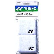 Yonex wristband fehér - Csuklópánt