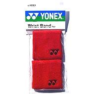 Yonex wristband - csuklópánt, piros - Csuklópánt