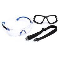3M Solus Scotchg. kék-fekete készlet - Védőszemüveg