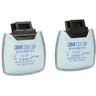 3M Secure Click P2 R részecskeszűrő - Légzésvédő szűrőbetét