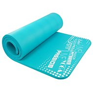 Lifefit Exkluzív jógmatrac, könnyű, türkiz - Fitnesz szőnyeg