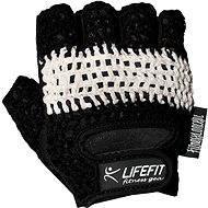 Lifefit Fit fekete/fehér XL - Kesztyű
