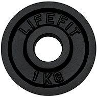 Lifefit 1 kg / 30 mm-es rúd - Súlytárcsa