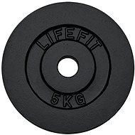 Lifefit tárcsa 5kg / 30mm-es rúdhoz - Súlytárcsa