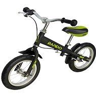 "Sulov Rapido 12"" fekete - Futókerékpár"