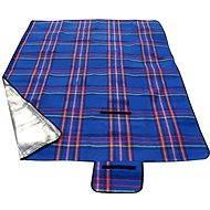 Calter Relax Piknik Takaró, kék kockás - Piknik takaró