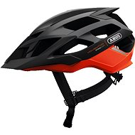 ABUS Moventor, garnéla piros - M - Kerékpáros sisak