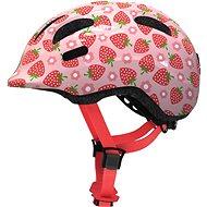 Kerékpáros sisak ABUS Smiley 2.1 rose strawberry S