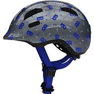 ABUS Smiley 2.1 blue mask S - Kerékpáros sisak