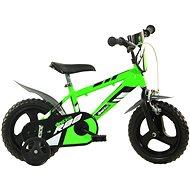 """Dino bikes 12 zöld R88 (2017) - Gyerek kerékpár 12"""""""