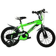 Dino bikes 16 zöld R88 - Gyerek kerékpár