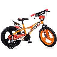 Dino bikes 16 Raptor - Gyerek kerékpár