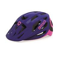 Briko Sismic purple M - Kerékpáros sisak