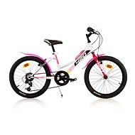 Dino Bikes 20 fehér - Gyerek kerékpár