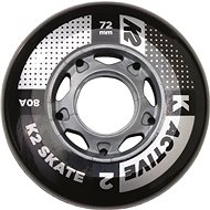 K2 72 mm Active Wheel 8-PACK / ILQ 5 - Kerekek