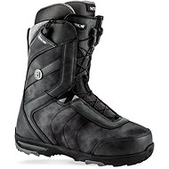 SNB Nitro Monarch TLS fekete snowboard bakancs - Snowboard cipő