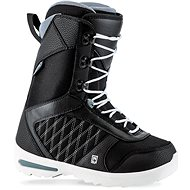 SNB Nitro TLS Flora 240 fekete - Snowboard cipő