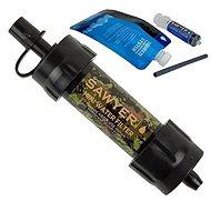Sawyer Mini Filter - camo - Hordozható víztisztító