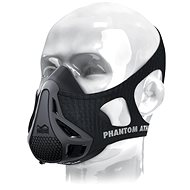 Phantom Training Mask Black/gray S - Tréning maszk