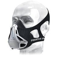 Phantom Training Mask Black/silver M - Tréning maszk
