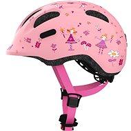 Kerékpáros sisak ABUS Smiley 2.0 rose princess