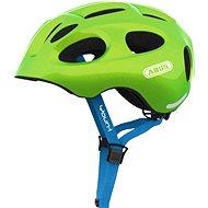 Kerékpáros sisak ABUS Youn-I sparkling green