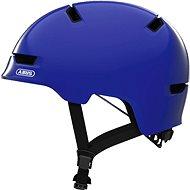 ABUS Scraper Kid 3.0 shiny blue - Kerékpáros sisak