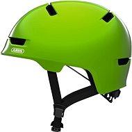 ABUS Scraper Kid 3.0 shiny green S - Kerékpáros sisak