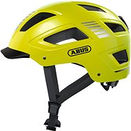 ABUS Hyban 2.0 signal yellow - Kerékpáros sisak