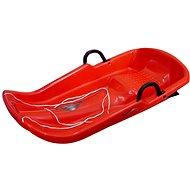 Plastkon Twister, piros - Bob szánkó