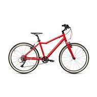 """ACADEMY Grade 5 - 24"""" piros - Gyerek kerékpár"""