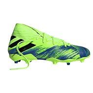 Adidas Nemeziz 19.3 FG zöld/kék - Futballcipő