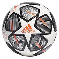 Adidas Finale 21 grey 5 - Futball labda
