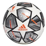 Futball labda Adidas Finale 21 grey 4