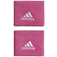 Adidas Tennis Wristband pink UNI - Csuklópánt