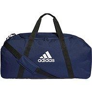 Adidas Tiro Duffel  Dark Blue, Black, White - Táska