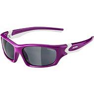 Alpina Flexxy Teen bogyó-fehér - Kerékpáros szemüveg