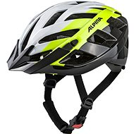 Alpina Panoma 2.0 White-Neon-Black 56-59 cm - Kerékpáros sisak